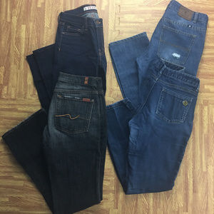 Reseller Clothing Jean Lot Mixed Szs (Lot 6)